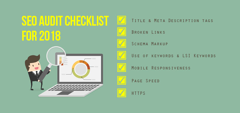 Best SEO Audit Checklist 2018 Edition PDF attached